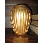 Image of Custom Large Fluted Ceramic Vase