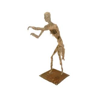 """1970s """"Tortured Soul"""" Sculpture"""