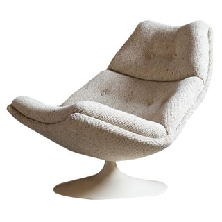 Geoffrey Harcourt F584 Lounge Chair for Artifort