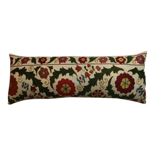 Hand Embroidery Vintage Suzani Pillow