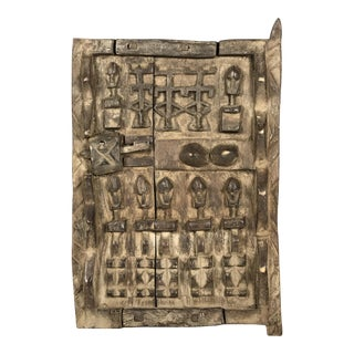 African Tribal Art Dogon Panel