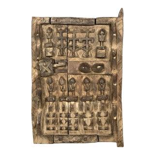 African Tribal Art Dogon Door