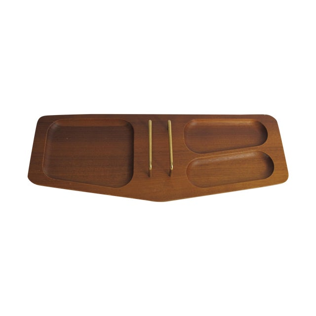 Handcrafted Mission Desk Tray - Image 1 of 7