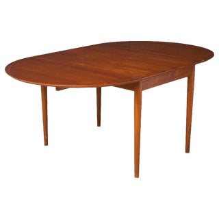 1960s Arne Vodder for Sibast Expandable Dining Table