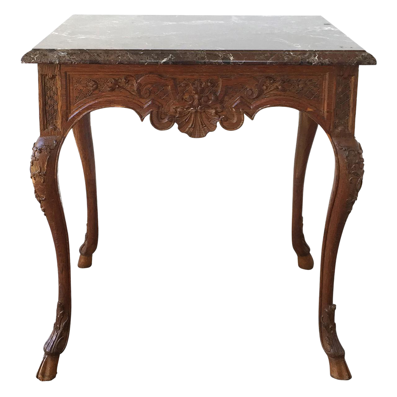 antique end table styles Vintage & Used Brown Side Tables | Chairish antique end table styles