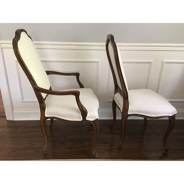 Karges French Style Dining Room Chairs - Set of 8 - Image 3 of 5
