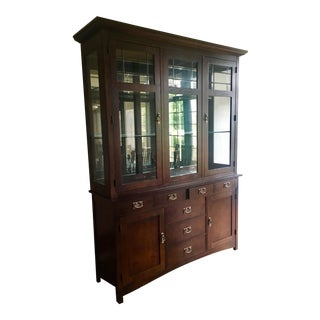 Bassett Dining Room Hutch