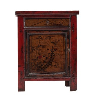 Sarreid LTD C. 1900 Chinese Cabinet