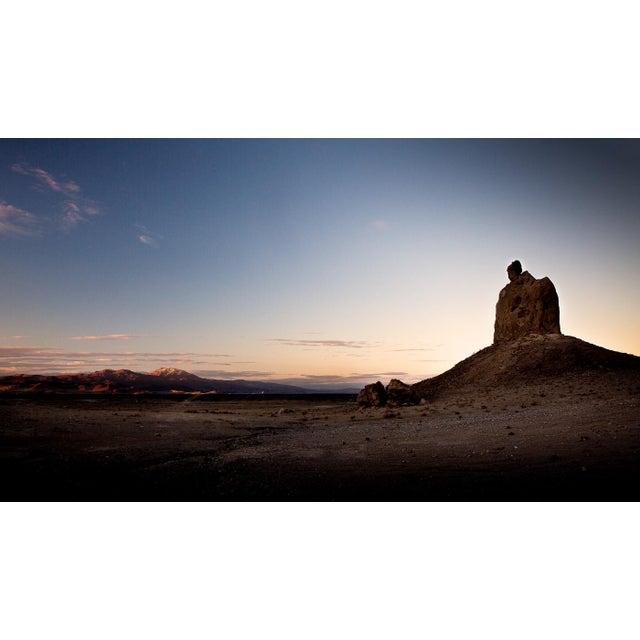 Young Lee Photograph - Trona Pinnacles - Image 1 of 3