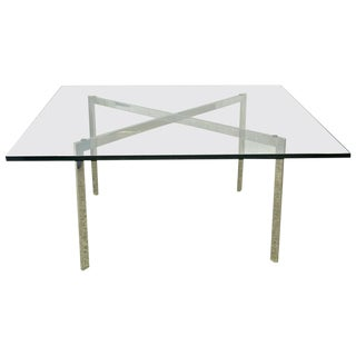 Mies Van der Rohe Barcelona Table for Knoll