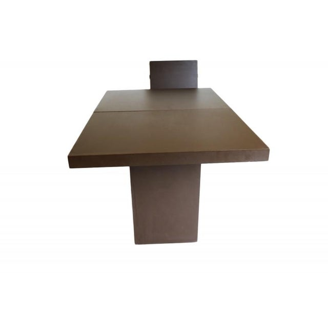 Mid-Century Modern Dining Table - Image 2 of 7