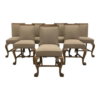 Set of 8 Custom Dining Chairs by Kelly Wearstler