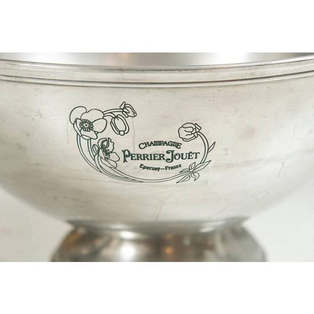Mid-Century Perrier Jouet Champagne Cooler - Image 6 of 8