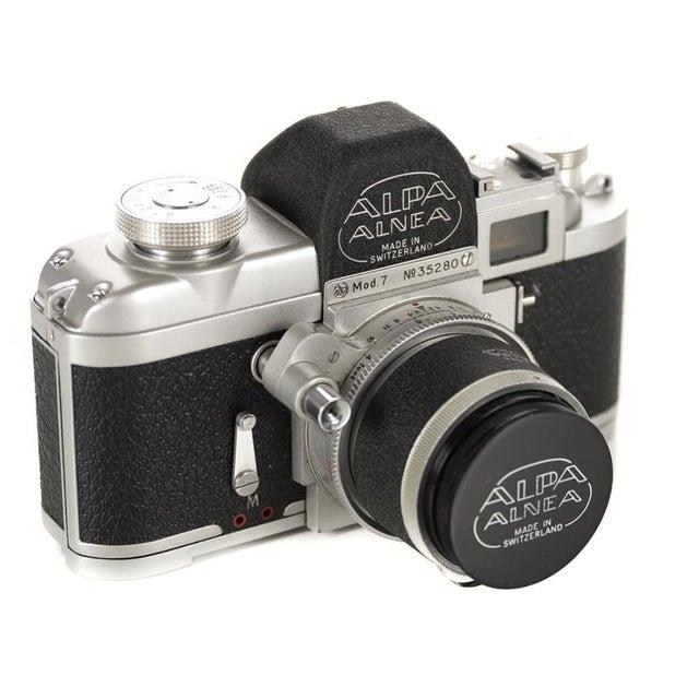 Alpa Alnea Model 7 W/50mm 1.8 Camera - Image 1 of 10