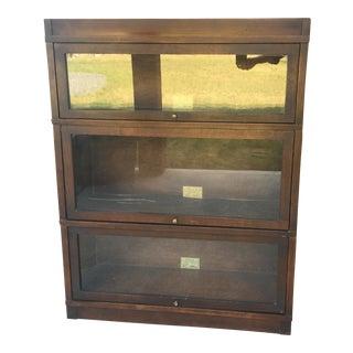 Globe Wernicke Barrister Bookcase, 1940s