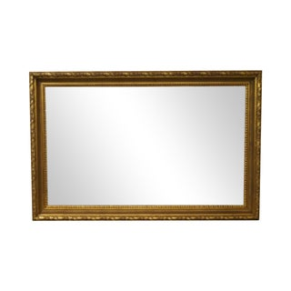 LaBarge Large Gilt Framed Wall Mirror