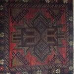 Image of Balluchi Persian Rug - 2′7″ × 2′8″