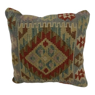 Handwoven Decorative Kilim Pillow