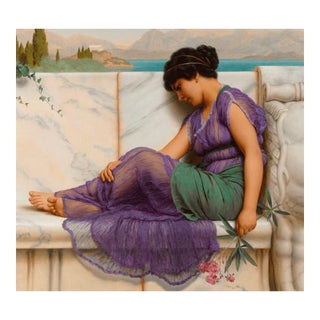 SUMMER IDLENESS: DAY DREAMS BY JOHN WILLIAM GODWARD