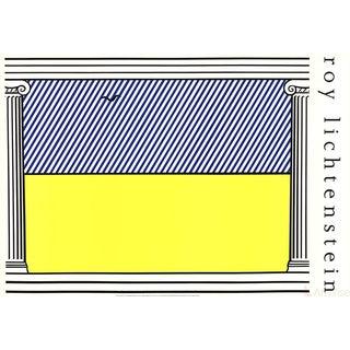 Roy Lichtenstein, Liberte, 1991 Poster