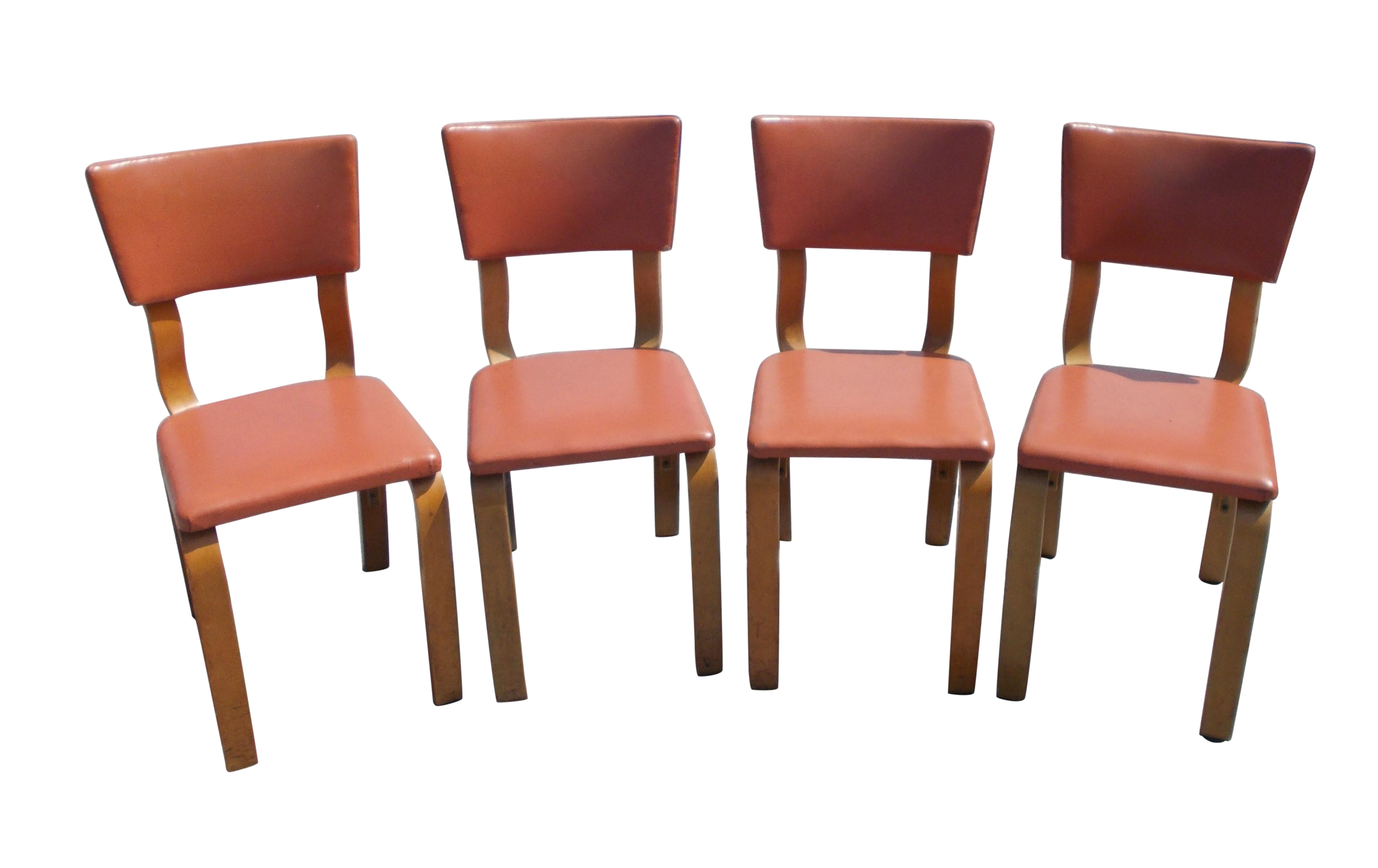Thonet Bentwood Chairs   4   Image 1 Of 5