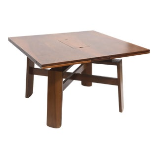 Italian Modern Extension Dining Table, Silvio Coppola