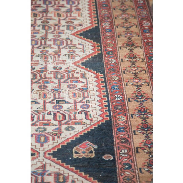 """Distressed Malayer Runner - 3'4"""" X 9'2"""" - Image 6 of 10"""