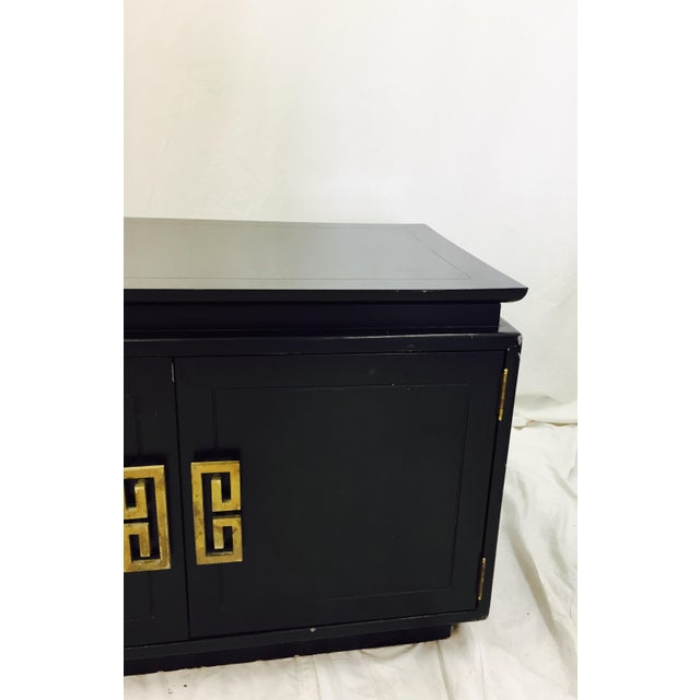 Vintage Ming Style Credenza - Image 8 of 10