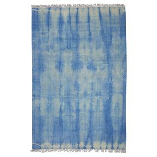 Aelfie Lauren Tie Dyed Flat Woven Rug- 3' x 5'