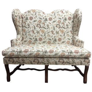 Pearson Floral Settee