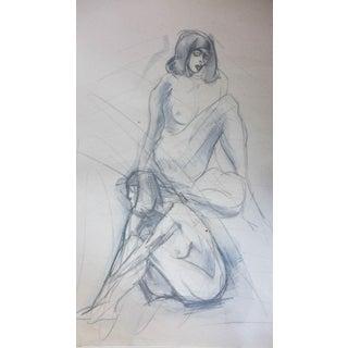 Femme de la Femme Sketch