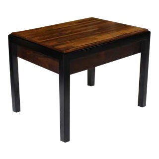 Mid-Century Modern Rosewood End or Side Table