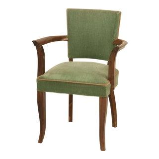 Untouched 100% Original Vintage French Art Deco Games/Bridge Chairs