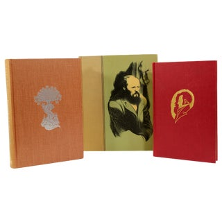 Eichenberg Illustrated Russian Books - Set of 3
