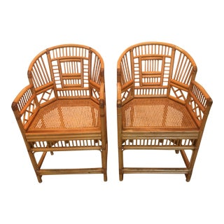Vintage Brighton Chairs - A Pair
