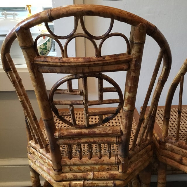 Vintage Brighton Chinese Chippendale Chairs - A Pair - Image 10 of 11