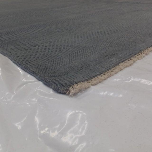 """Leon Banilivi Blue Kashkuli Carpet - 8'1"""" x 10'2"""" - Image 7 of 7"""