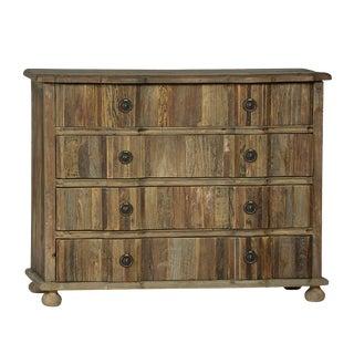 Rustic Reclaimed Elm Wood Dresser