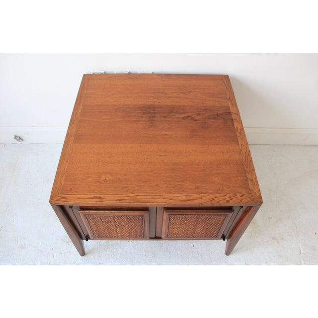 Image of Vintage Mid Century Modern End Table