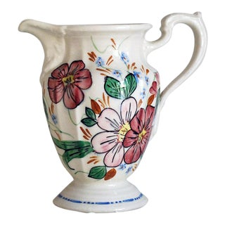 Blue Ridge Southern Potteries Porcelain Pitcher