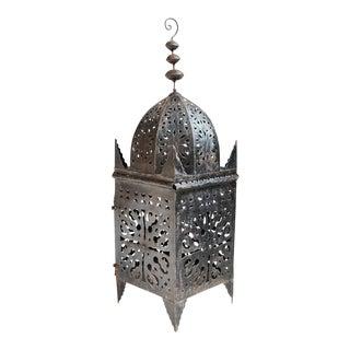 Moroccan Kasbah Iron Lantern