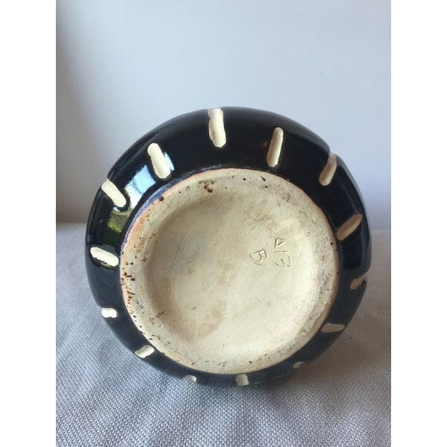 Mid-Century Studio Pottery Ceramic Vase - Image 4 of 4