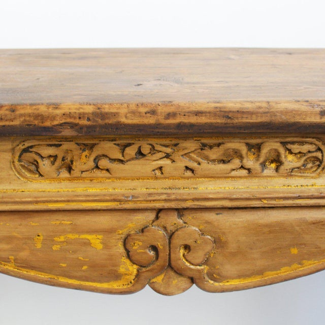 Antique Shanxi Altar Table - Image 2 of 2