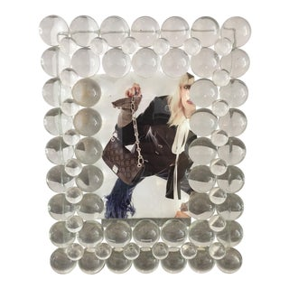 Ball Crystal Picture Frame