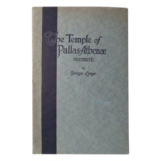 The Temple of Pallas Athenae, Georges Lewys