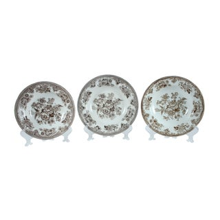 """Asiatic Pheasants"" Swedish Bowls - Set of 3"