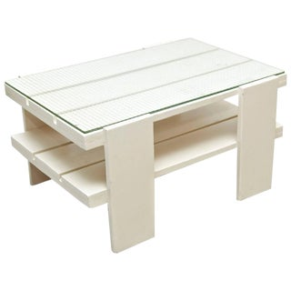 Table in the Style of Gerrit Rietveld, circa 1950