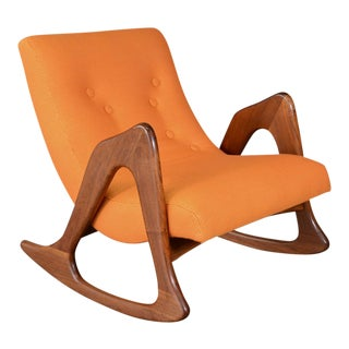 Adrian Pearsall 812-CR Rocking Chair