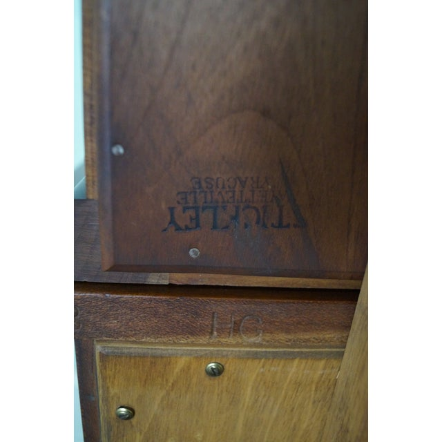 Image of Stickley Solid Cherry Traditional Buffet & Hutch