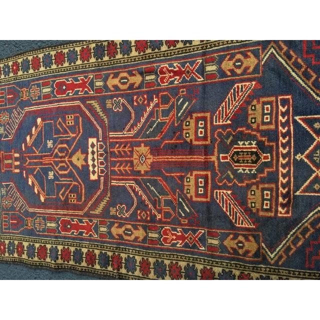 "Vintage Persian Baluchi Rug - 2'10""x4'9"" - Image 3 of 10"